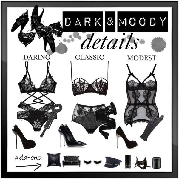 Seductively You lingerie ideas