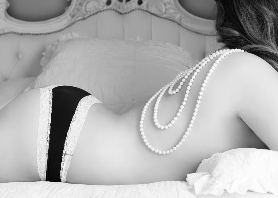 boudoir pearls